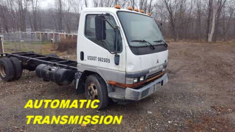 1999 Mitsubishi Fuso FE639 for sale at CAR  HEADQUARTERS in New Windsor NY