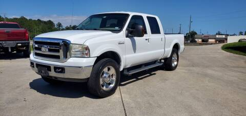 2006 Ford F-250 Super Duty for sale at WHOLESALE AUTO GROUP in Mobile AL