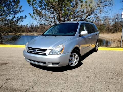 2007 Kia Sedona for sale at Excalibur Auto Sales in Palatine IL