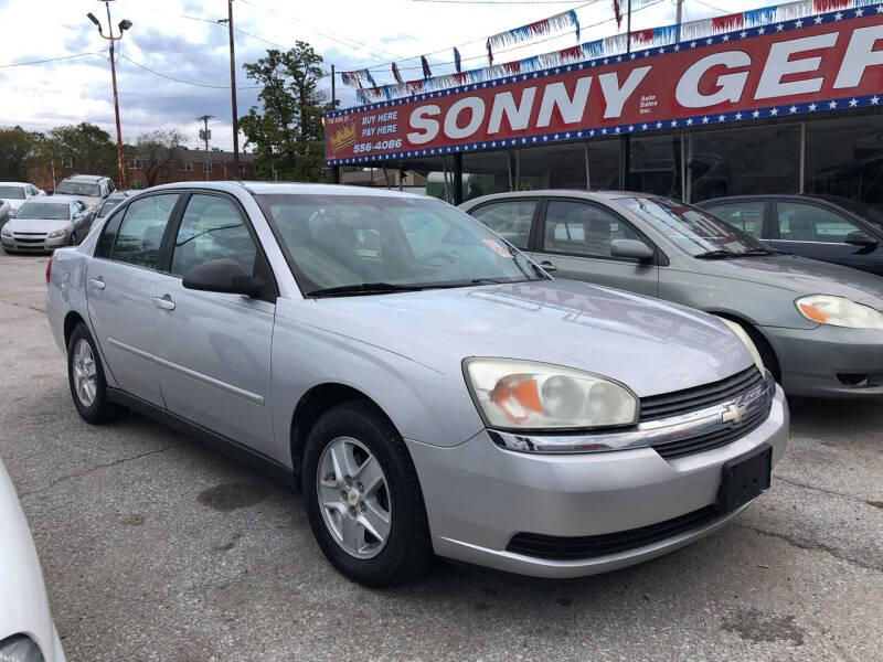 2005 Chevrolet Malibu for sale at Sonny Gerber Auto Sales in Omaha NE