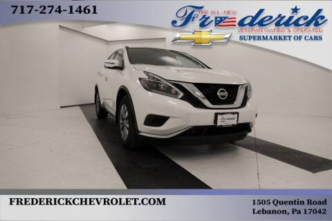 2018 Nissan Murano for sale at Lancaster Pre-Owned in Lancaster PA