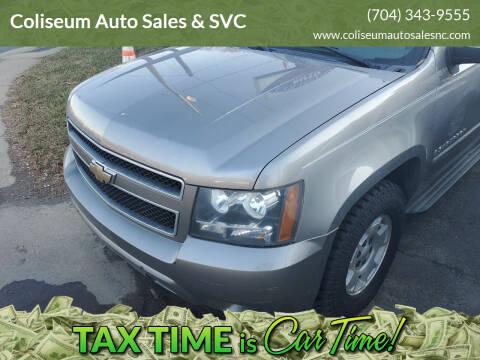 2008 Chevrolet Suburban for sale at Coliseum Auto Sales & SVC in Charlotte NC