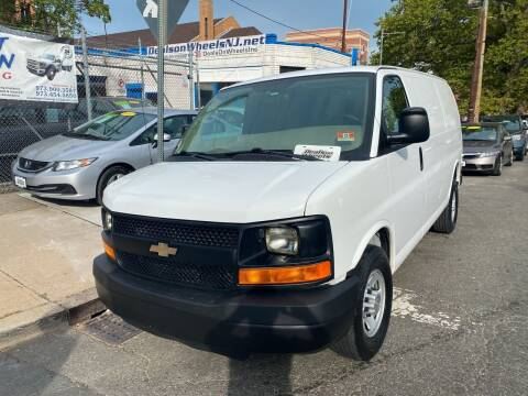 2012 Chevrolet Express Cargo for sale at DEALS ON WHEELS in Newark NJ
