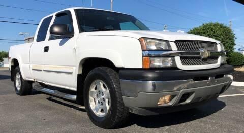 2005 Chevrolet Silverado 1500 for sale at Car Culture in Warren OH