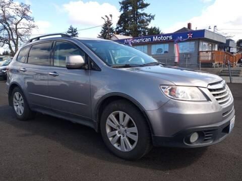 2009 Subaru Tribeca for sale at All American Motors in Tacoma WA