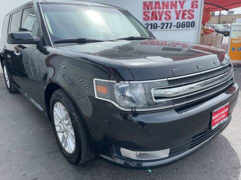 2015 Ford Flex for sale at Manny G Motors in San Antonio TX