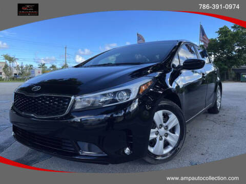 2018 Kia Forte for sale at Amp Auto Collection in Fort Lauderdale FL