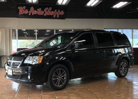 2017 Dodge Grand Caravan for sale at The Auto Shoppe in Springfield MO