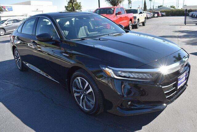 2021 Honda Accord Hybrid for sale in Hemet, CA