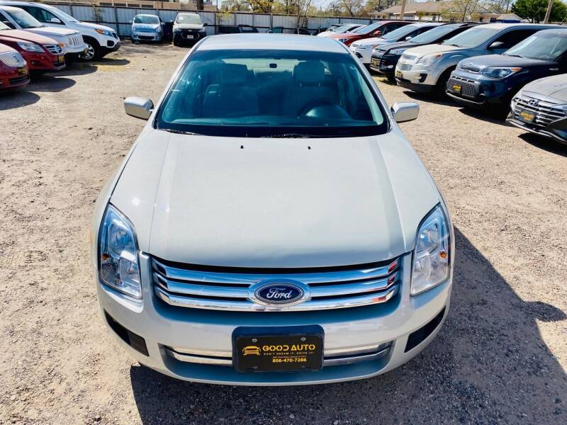 2008 Ford Fusion for sale at Good Auto Company LLC in Lubbock TX