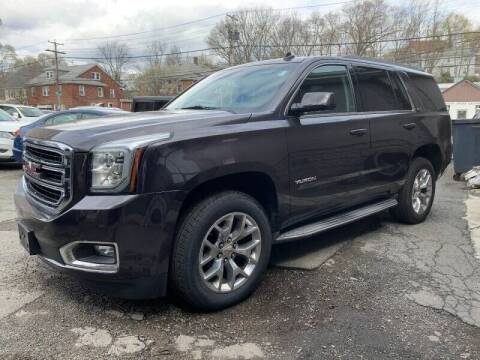 2015 GMC Yukon for sale at The Car Store in Milford MA