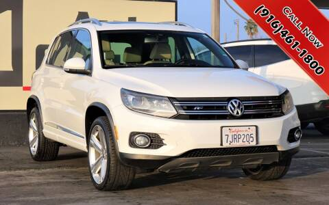 2015 Volkswagen Tiguan for sale at H1 Auto Group in Sacramento CA