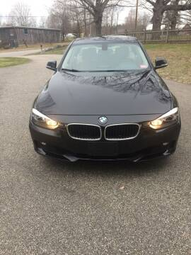 2013 BMW 3 Series for sale at Dave's Garage Inc in Hampton Beach NH