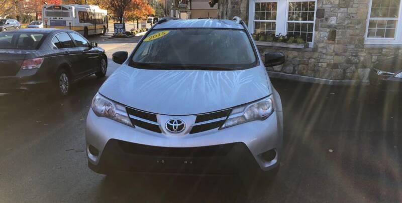 2015 Toyota RAV4 for sale at Regans Automotive Inc in Auburndale MA