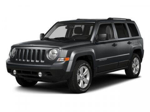 2015 Jeep Patriot for sale at Stephen Wade Pre-Owned Supercenter in Saint George UT