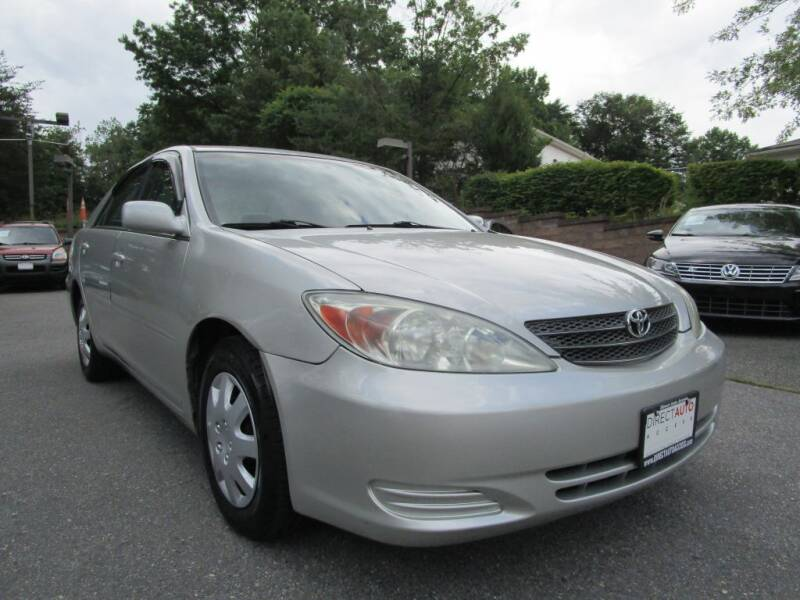 2004 Toyota Camry for sale at Direct Auto Access in Germantown MD