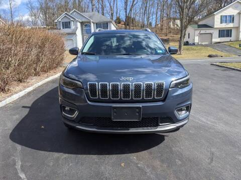 2020 Jeep Cherokee for sale at 390 Auto Group in Cresco PA