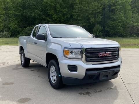 2016 GMC Canyon for sale at Betten Baker Preowned Center in Twin Lake MI