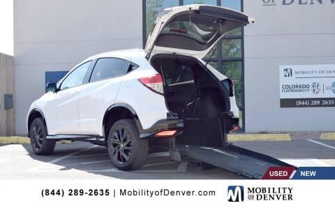 2021 Honda HR-V for sale at CO Fleet & Mobility in Denver CO
