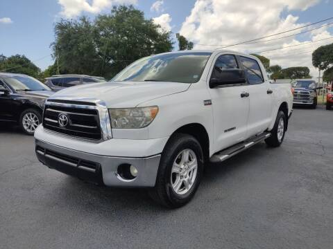 2011 Toyota Tundra for sale at Bargain Auto Sales in West Palm Beach FL