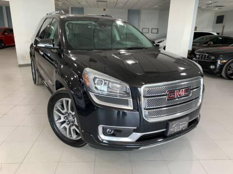 2014 GMC Acadia for sale at Auto Mall of Springfield in Springfield IL