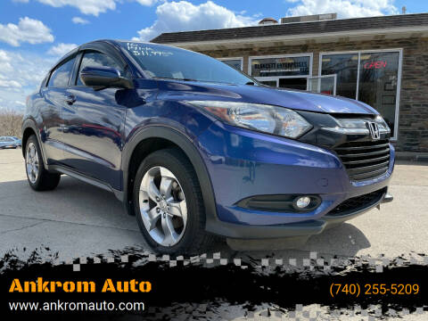 2016 Honda HR-V for sale at Ankrom Auto in Cambridge OH