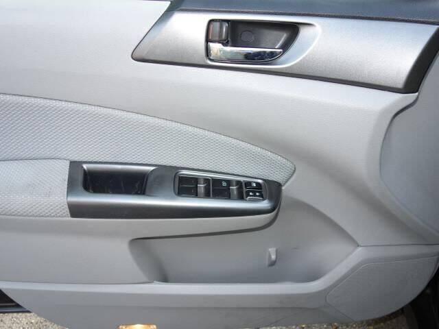 2012 Subaru Forester AWD 2.5X Premium 4dr Wagon 4A - Austin TX