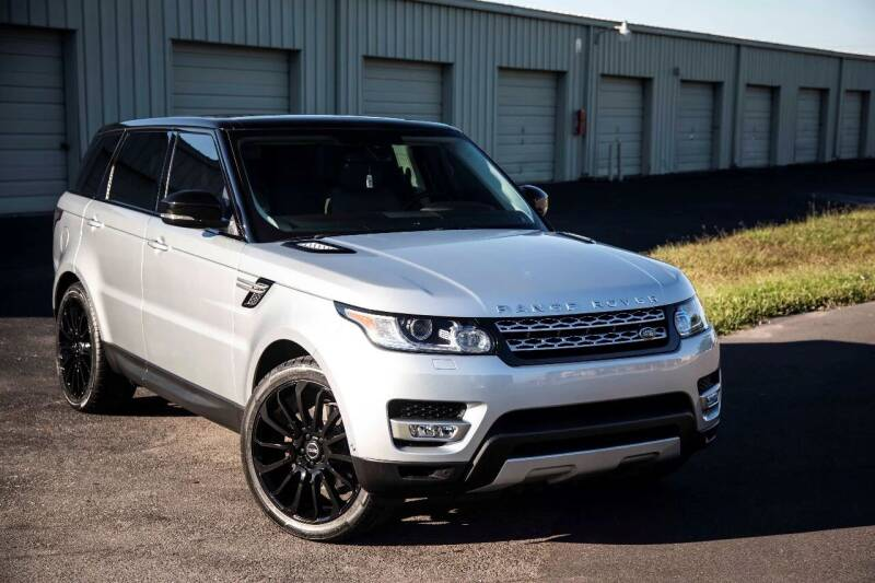 2015 Land Rover Range Rover Sport for sale at Exquisite Auto in Sarasota FL