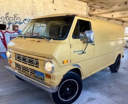 1973 Ford Econoline for sale at Dodi Auto Sales in Monterey CA