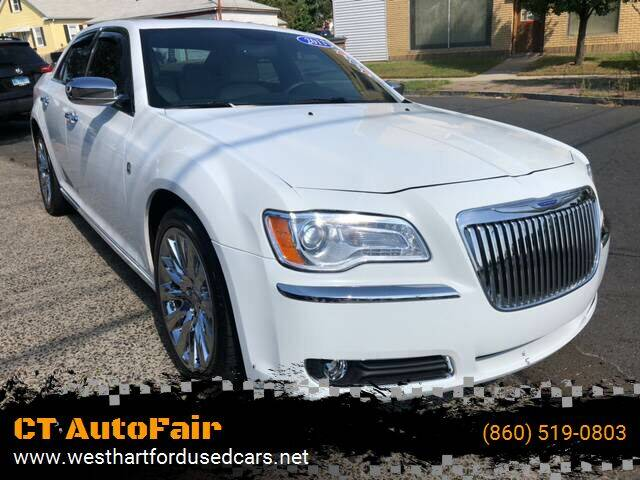 2013 Chrysler 300 for sale at CT AutoFair in West Hartford CT