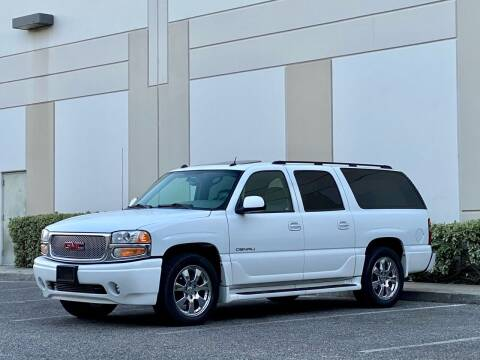2005 GMC Yukon XL for sale at Carfornia in San Jose CA