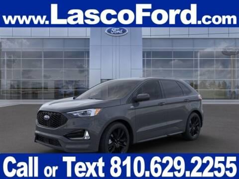 2021 Ford Edge for sale at Lasco of Grand Blanc in Grand Blanc MI
