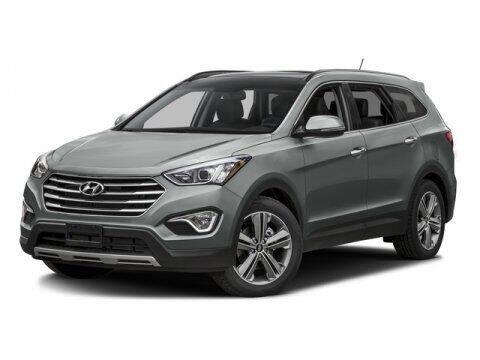 2016 Hyundai Santa Fe for sale at BIG STAR HYUNDAI in Houston TX