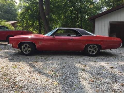 1972 Oldsmobile Delta Eighty-Eight for sale at Classic Car Deals in Cadillac MI