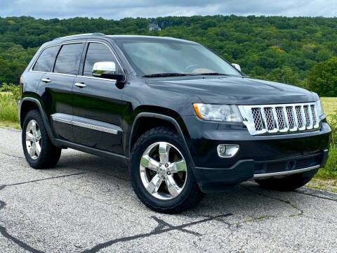 2012 Jeep Grand Cherokee for sale at York Motors in Canton CT