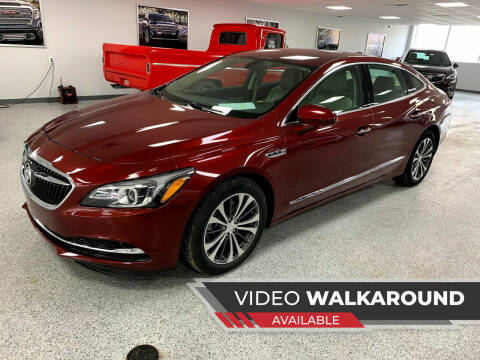 2017 Buick LaCrosse for sale at Beloit Buick GMC in Beloit KS