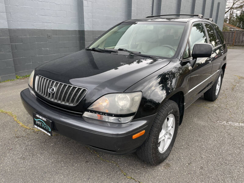 2000 Lexus RX 300 for sale at APX Auto Brokers in Lynnwood WA