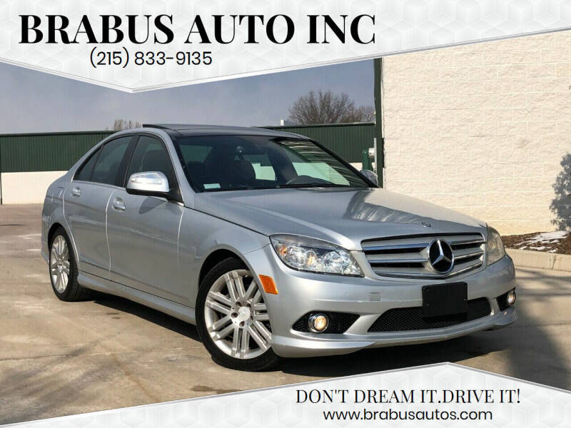2008 Mercedes-Benz C-Class for sale at Car Time in Philadelphia PA