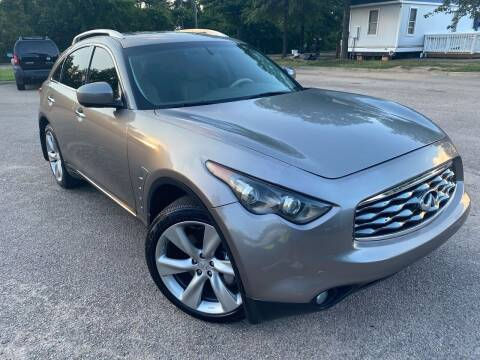 2009 Infiniti FX50 for sale at The Auto Depot in Raleigh NC