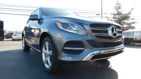 2017 Mercedes-Benz GLE for sale at Action Automotive Service LLC in Hudson NY