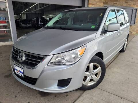 2009 Volkswagen Routan for sale at Car Planet Inc. in Milwaukee WI