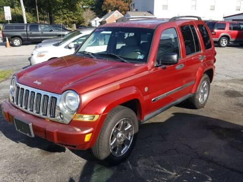 2006 Jeep Liberty for sale at Premier Auto Sales Inc. in Newport News VA
