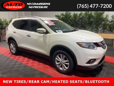 2016 Nissan Rogue for sale at Auto Express in Lafayette IN
