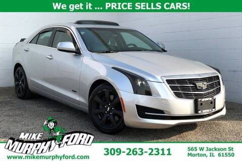 2016 Cadillac ATS for sale at Mike Murphy Ford in Morton IL