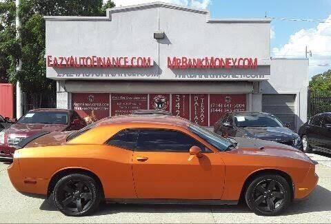 2011 Dodge Challenger for sale at Eazy Auto Finance in Dallas TX