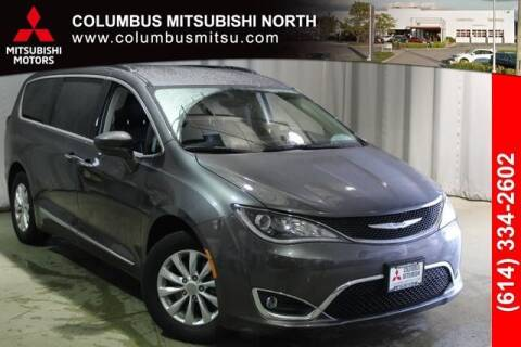 2017 Chrysler Pacifica for sale at Auto Center of Columbus - Columbus Mitsubishi North in Columbus OH