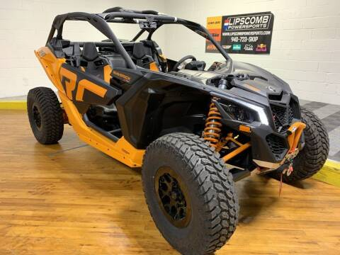2020 Can-Am Maverick™ X3 X™ rc for sale at Lipscomb Powersports in Wichita Falls TX