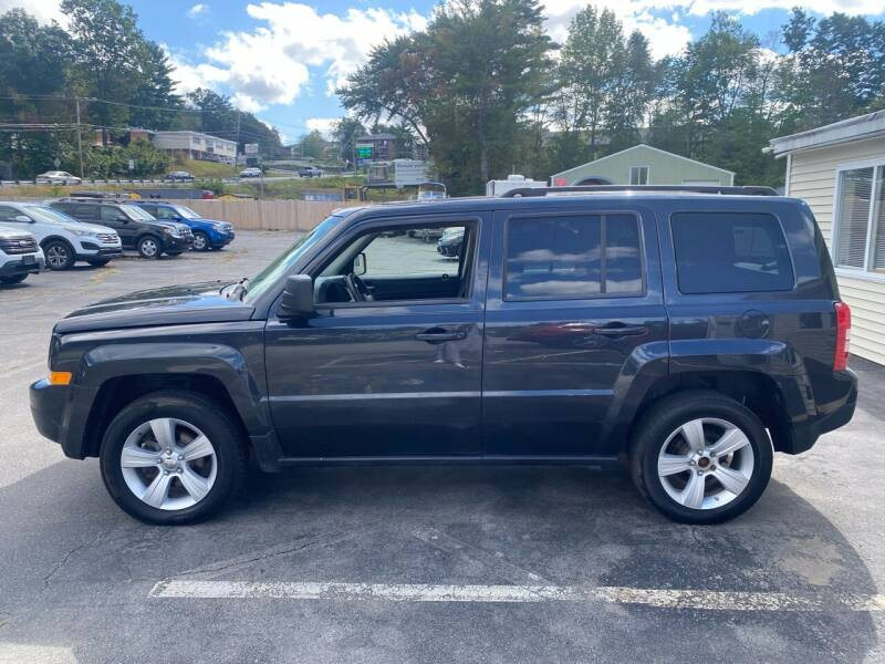2015 Jeep Patriot for sale at Premier Auto LLC in Hooksett NH