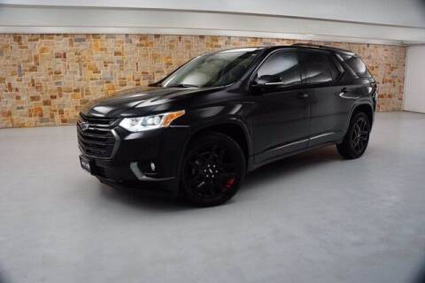 2020 Chevrolet Traverse for sale at Jerry's Buick GMC in Weatherford TX