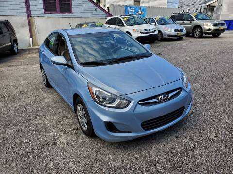 2014 Hyundai Accent for sale at Fortier's Auto Sales & Svc in Fall River MA